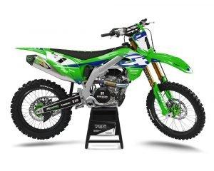 Kawasaki KX MX Graphics