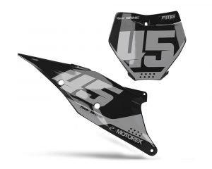 Custom Grey KTM Backgrounds