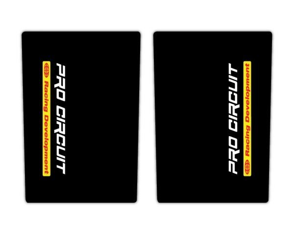 PRO CIRCUIT UPPER FORK STICKERS