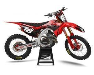 Honda Dirt Bike Graphics UK