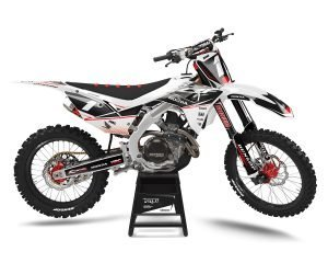Custom Honda Motocross Enduro RX Stickers