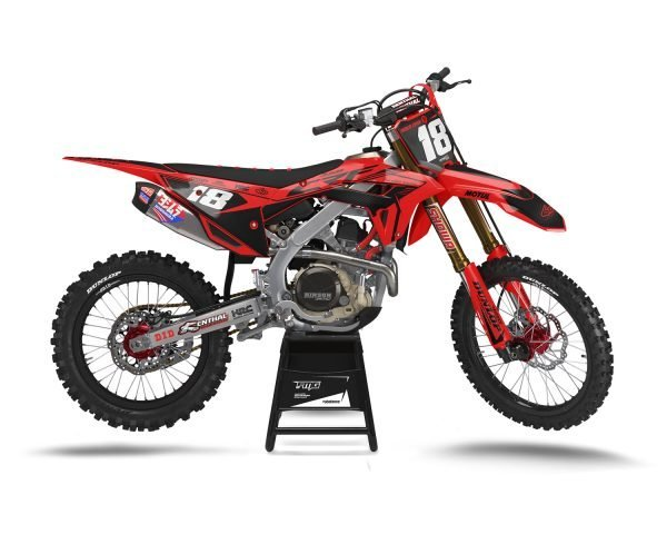 Honda CRF450 2021 Custom MX Graphics
