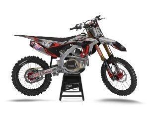 CRF450 2021 2022 Motocross Graphics