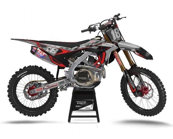 CRF450 2021 Motocross Graphics
