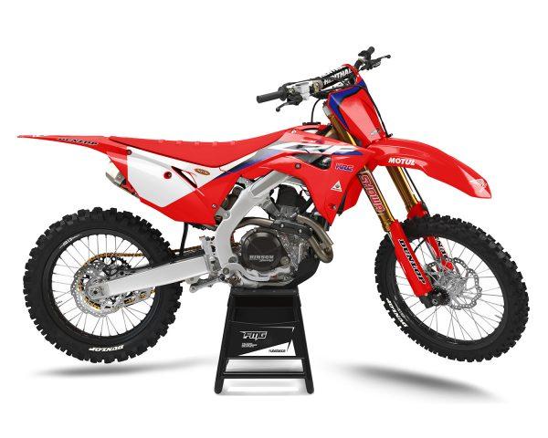 Honda Motocross Graphics UK
