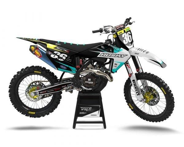 Husqvarna Motocross Graphics UK