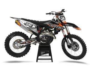 Custom Motocross Graphics KTM