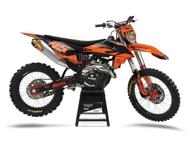 KTM Motocross Graphics UK