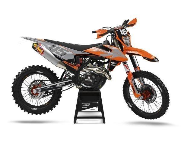 Enduro KTM Graphics Kit