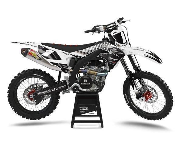 KXF250 KXF450 Motocross Decals