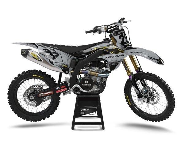 Custom Kawasaki Graphics UK