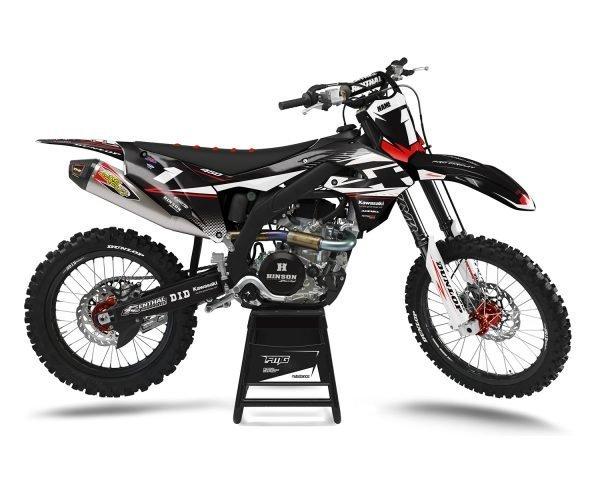 KX450 Motocross 2021 Decals