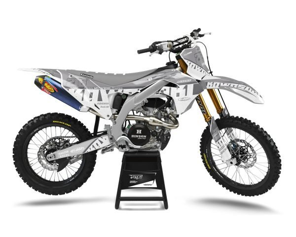 Custom Kawasaki Design Decals