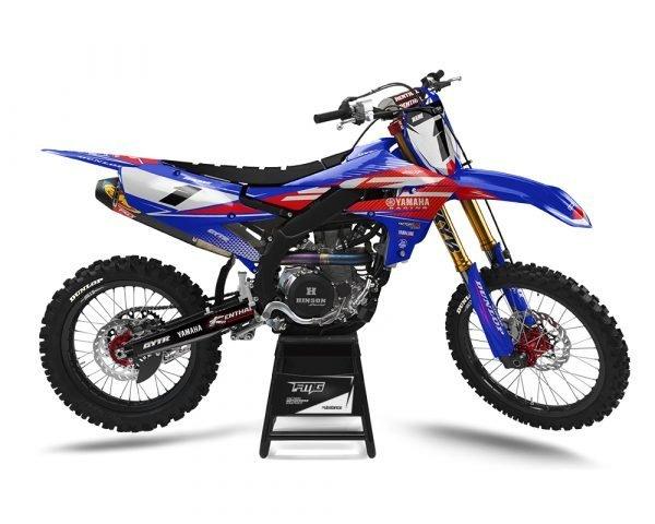Yamaha YZF MX Decals