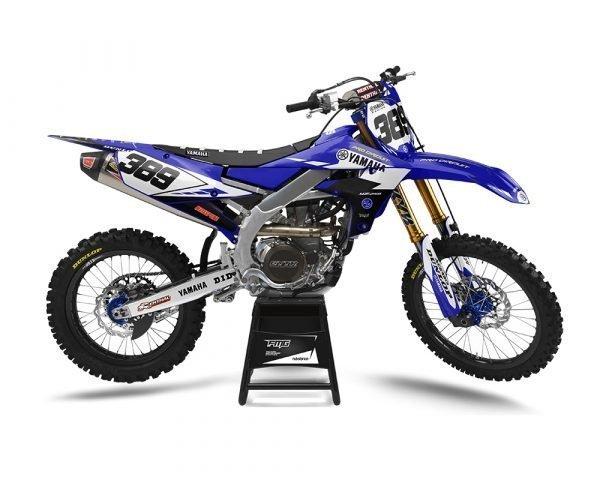 Yamaha Factory Style MX Declas