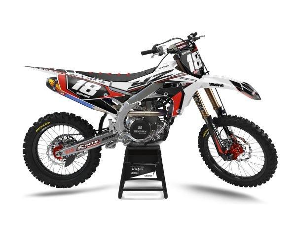 Custom Yamaha Graphics UK