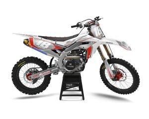 Yamaha Dirt Bike Stickers