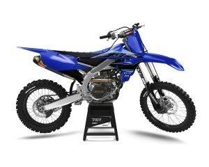 Yamaha OEM Motocross Graphics Original Decals