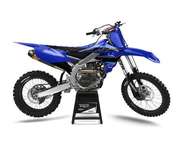 Yamaha OEM Motocross Graphics