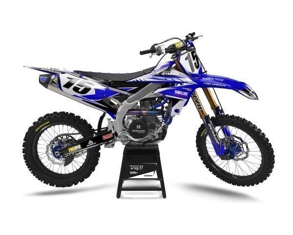 Yamaha Motocross Graphics UK