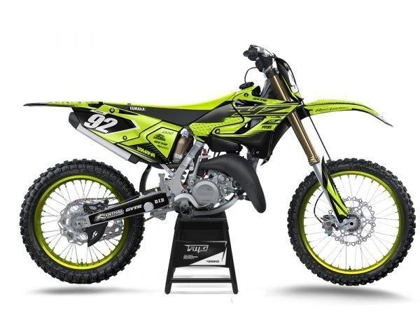 Neon Yamaha Graphics