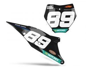 Custom KTM Black Backgrounds