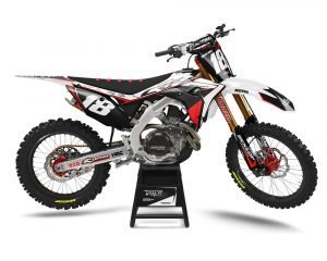 Honda Custom Motocross Graphiccs UK