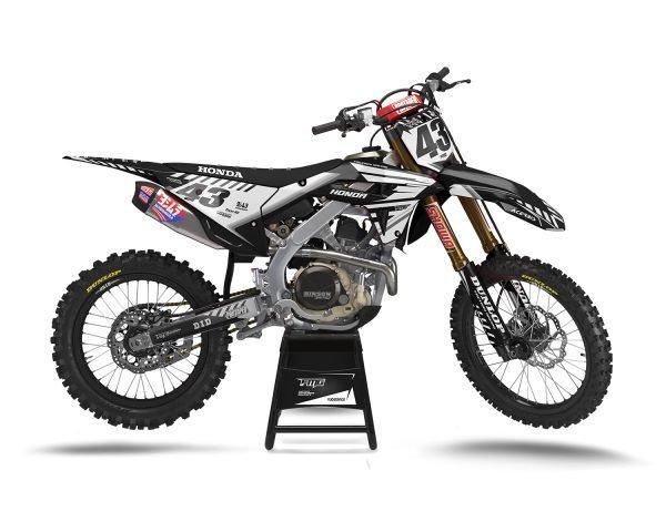CRF450 2021 MX Decals UK
