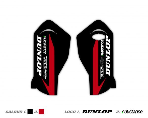GAS GAS Fork Guard Graphics