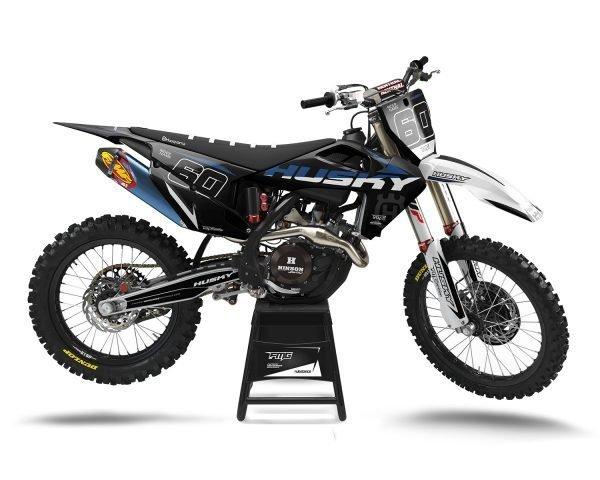 Custom Husqvarna Motocross Graphics