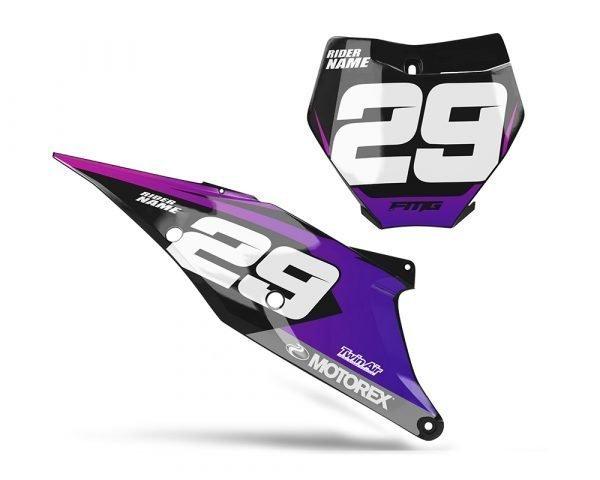 KTM Motocross Backgrounds