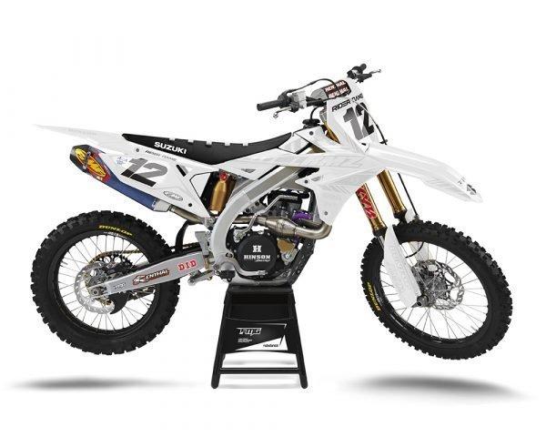 Suzuki MX Custom Graphics