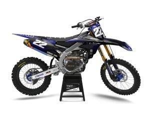 Yamaha YZF Custom MX Graphics