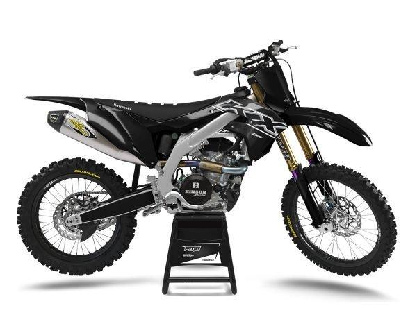 Kawasaki OEM Standard Factory Design Graphics
