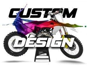 Full Custom Graphics Kit