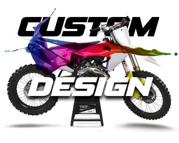 Custom Motocross Decals