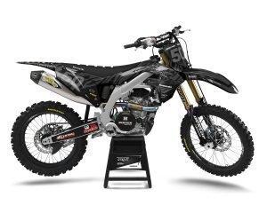 Kawasaki Motocros KX86 KX250F KX450F Decals