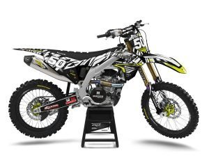 Camo Custom Design KX Graphics
