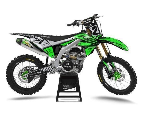 Custom KXF MX Decals
