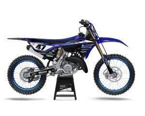 YZ125 YZ250 2022 Custom Motocross Decal Kit