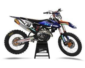 KTM MX Custom Decal Kits